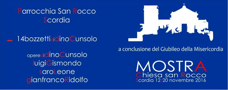 Mostra misericordia Front